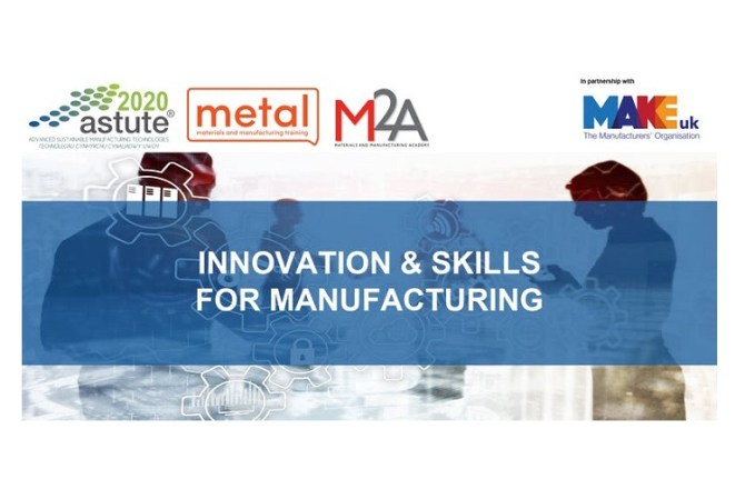 <strong> 23rd May – Ebbw Vale  </strong><br> Innovation &#038; Skills for Manufacturing