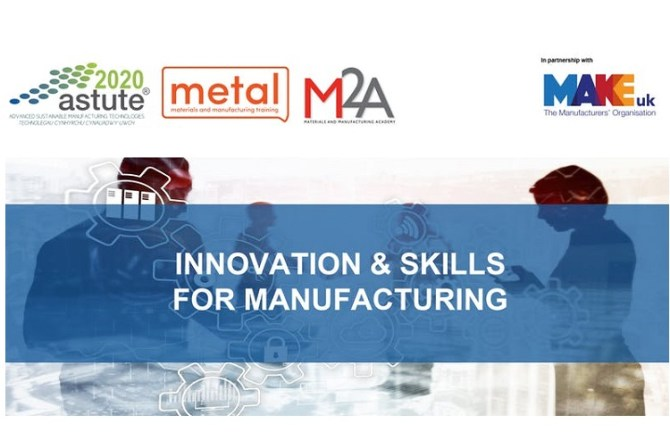 <strong> 21st May – Flintshire </strong><br> Innovation &#038; Skills for Manufacturing