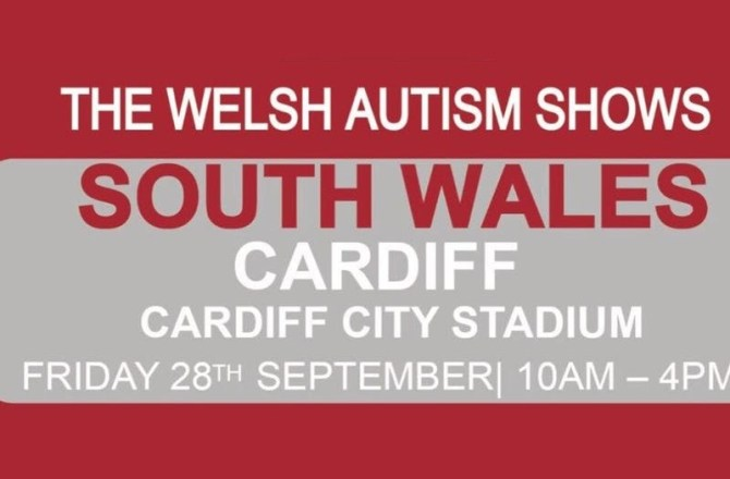 <strong>28th September – Cardiff </strong><br>The Welsh Autism Show