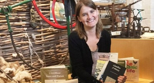 Powys Library and Museum Accredited with Welsh Government Award