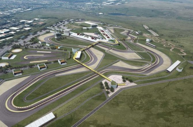 Circuit of Wales Completes Final Phase in Planning