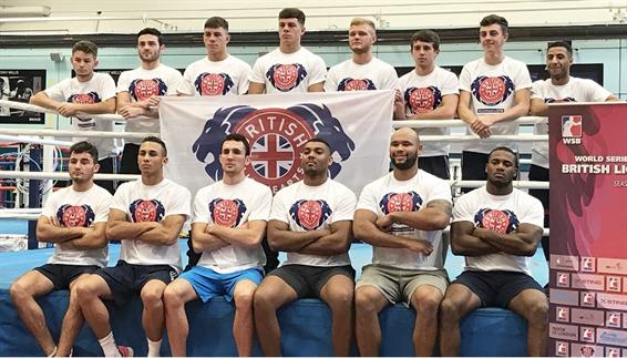 British Lionhearts Bring World Series Boxing to Newport