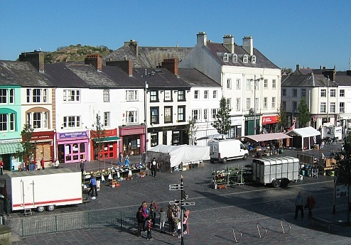 Almost £7.6M to Revitalise Town Centres Across Wales
