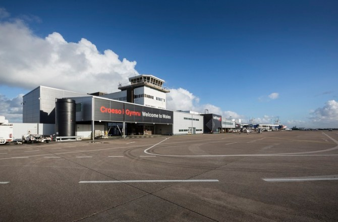 Continued Passenger Growth at Cardiff Airport