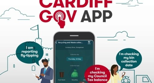 Council Goes Digital First with New 'Cardiff Gov' App