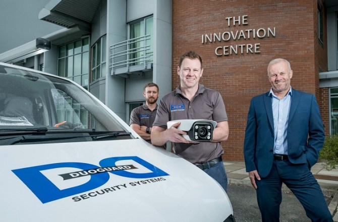 Ebbw Vale Digital Security Firm Invests in the Future