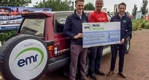 Metal Recycler Launches Partnership with Action Group Cleaning Up Cardiff