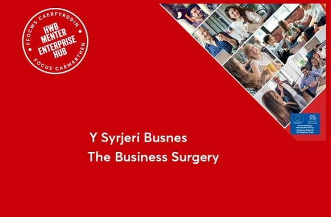<strong> 22nd May – Carmarthen  </strong><br> The Business Surgery