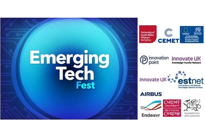 <strong>13th December – Wrexham </strong><br>Emerging Tech Fest