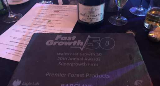 """Newport Based Premier Forest Group Joins """"Super Growth"""" Top-Ten"""