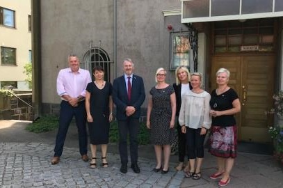Minister Visits Finland on Early Years' Fact-Finding Mission