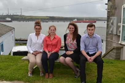 Scholarship Scheme Launched for Pembrokeshire Students