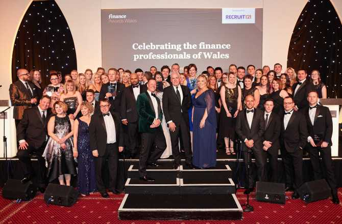 Finance Awards Wales Winners Revealed