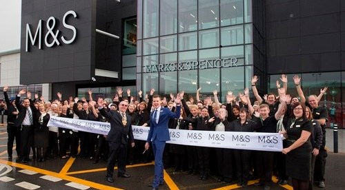 M&S Announces Major New Community Transformation Programme in Merthyr Tydfil