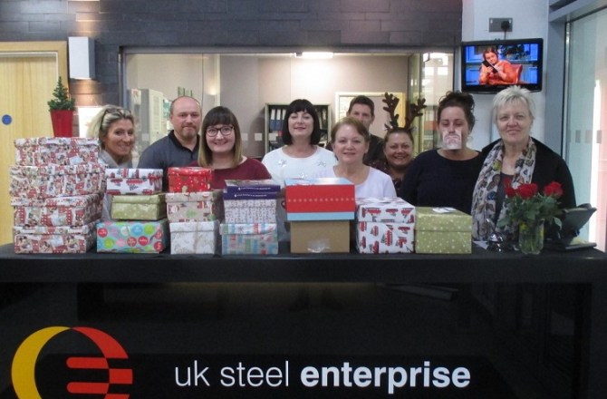 Ebbw Vale Innovation Centre Help the Homeless in South Wales