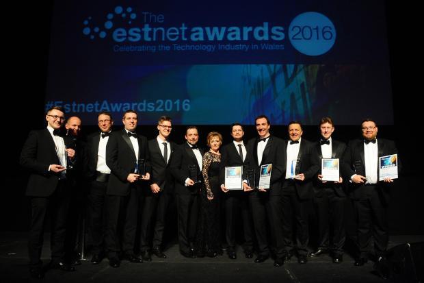 Welsh Tech Startups Celebrated at 2016 ESTnet Awards Ceremony