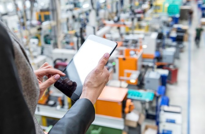 Should Welsh Manufacturers be Paying More Attention to Industry 4.0?
