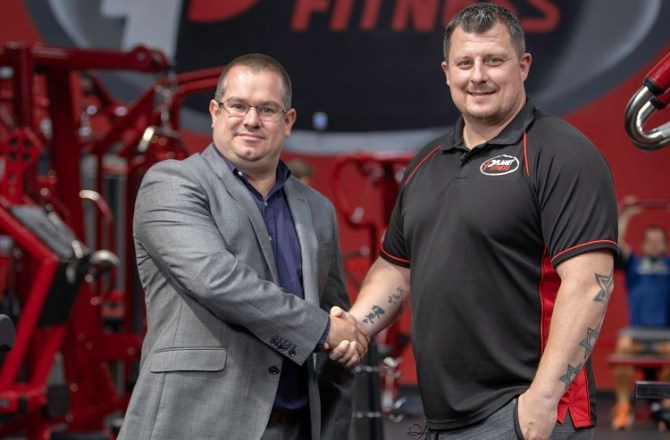 Six-Figure Package for Wales' Largest Privately-Owned Gym