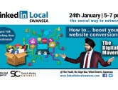 <strong> 24th January – Swansea </strong><br> Networking &#038; Website Marketing Talk