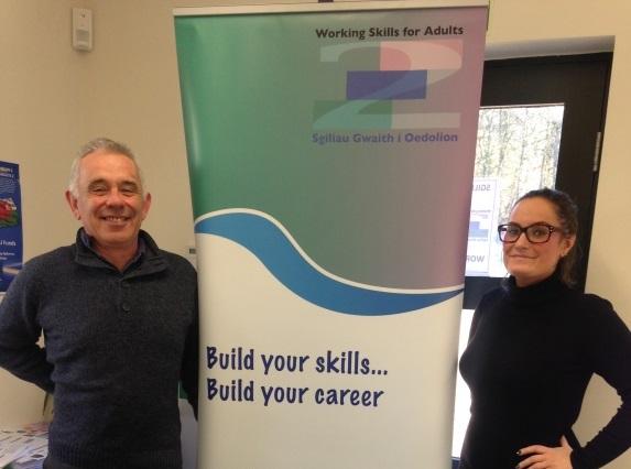 Merthyr Tydfil Employment Training Scheme Now Available in Welsh