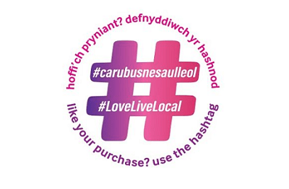 Denbighshire County Council Launch #LoveLiveLocal Campaign