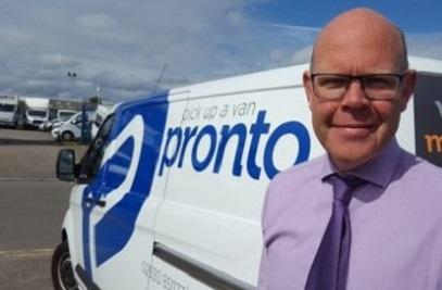 Exclusive Interview: Naunton Dickins, Managing Director of Pronto Hire