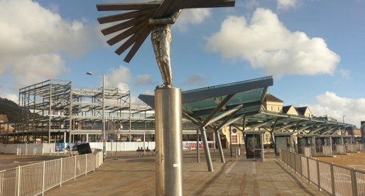 Major Transport Hub Project Opens in Port Talbot