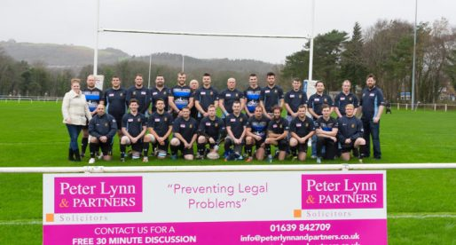 Local Solicitors Firm Supports Local Rugby Club