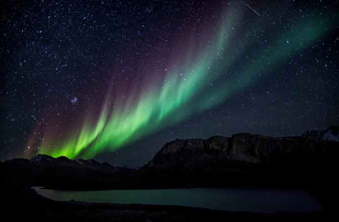 Unique Northern Lights Flight Experience Announced from Cardiff