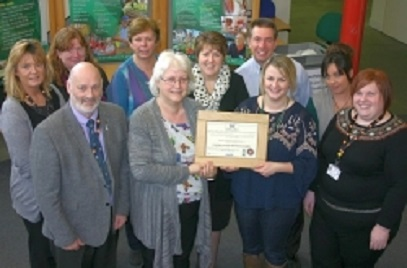 Pembrokeshire's Worksways+ Recognised for Supporting Carers