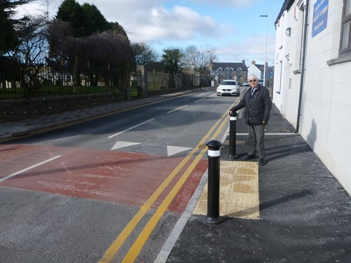 Two Years of Active Travel Improvements Worth £336,750 Completes in Cardigan