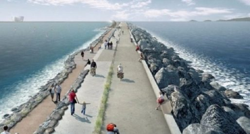 Planning Granted for World's First Tidal Lagoon Power Plant