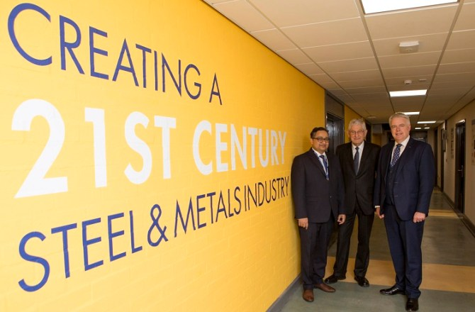 Swansea University Awarded £3m to Support Steel and Metals Industry