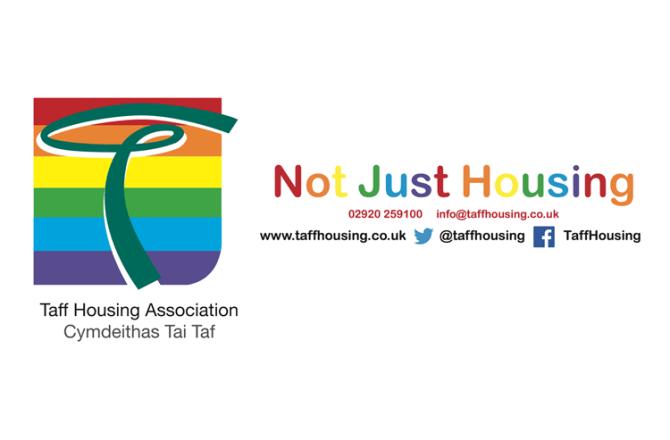 Pride for Taff Housing Association