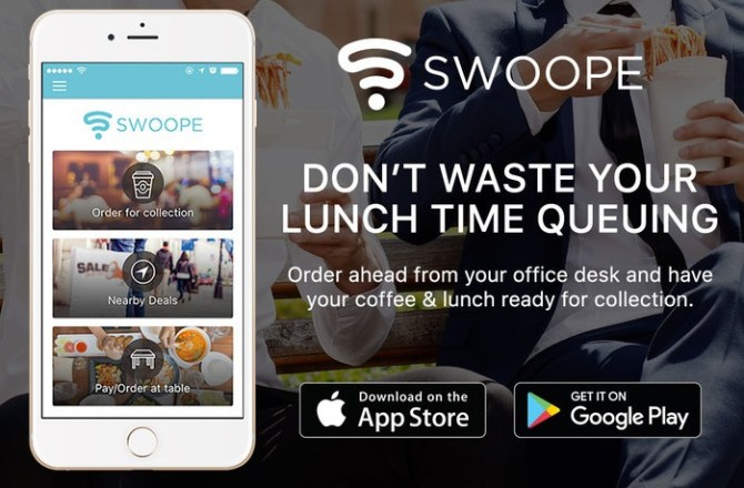 New Mobile Ordering App to Launch in Swansea