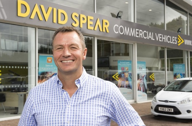 "David Spear Reports Impressive Sales Growth of 26% After ""Best Month Yet"""