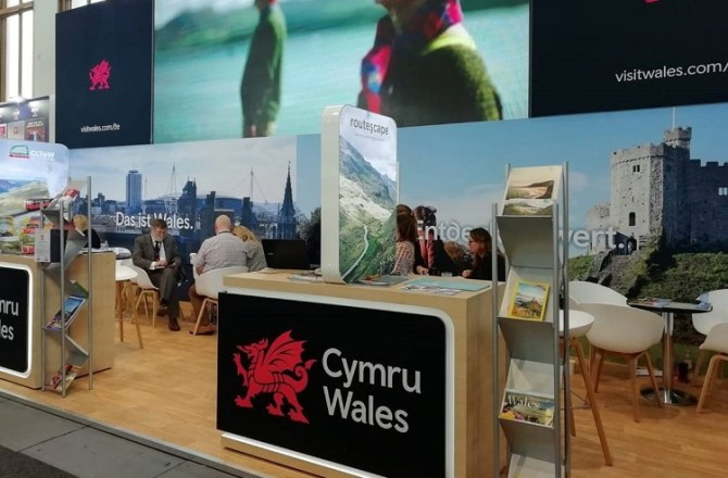 Building Relationships to Sell Wales to the World