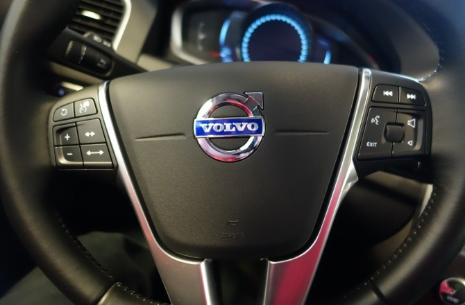 Volvo Named Tech Brand of the Year at Inaugural Car Tech Awards