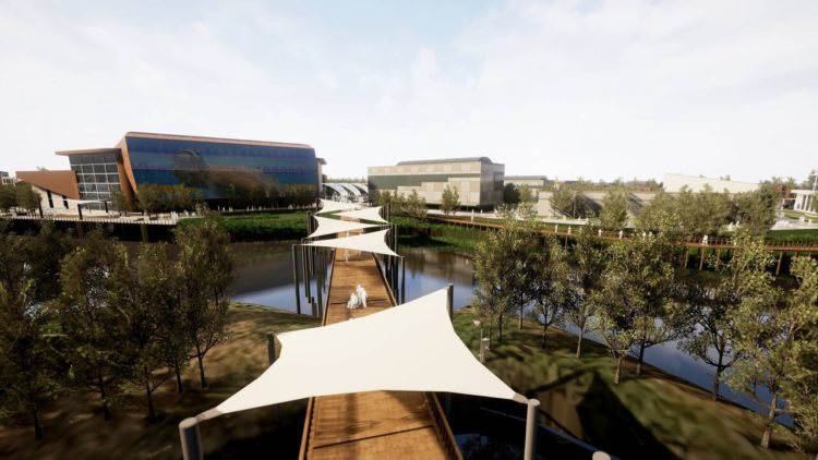 New Leisure Centre