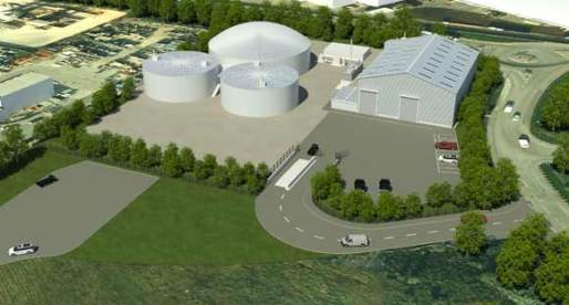 New Cardiff-based Waste Plant Which Creates Green Energy from Food Waste Officially Opens