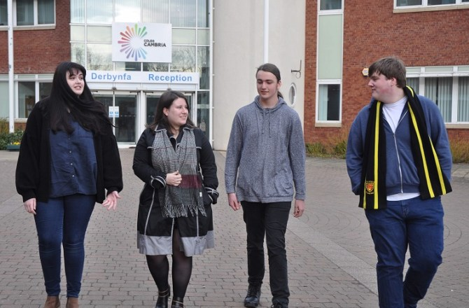 Coleg Cambria Students are Among The UK Elite