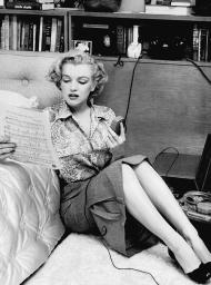 Marilyn Monroe photographed by John Florea, 1951