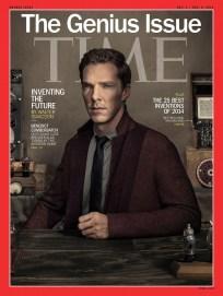 Benedict Cumberbatch for Time