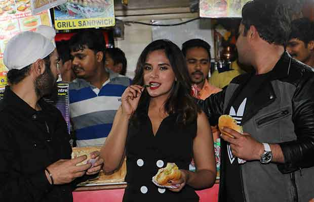 Fukrey Returns Cast Visited Famous Fukra Spots In Mumbai