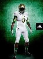 adidas Notre Dame Shamrock Series_front