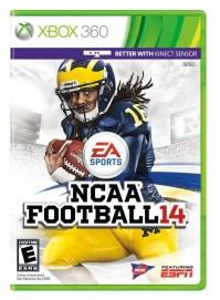 EA Sports NCAA Football 2014
