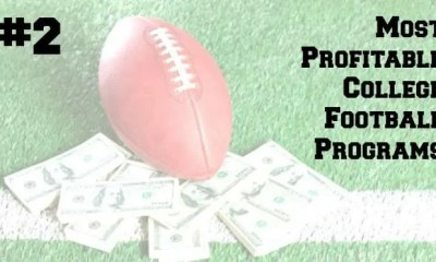 college football profit, college football revenue, college football expense