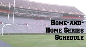Home and home series - use this one
