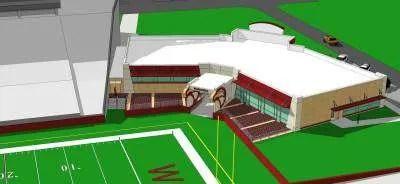 ULM football facility