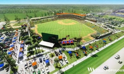 University of Florida baseball stadium